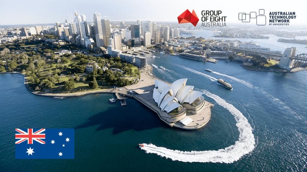 世界ランク上位のオーストラリア名門大学に進学留学!おさえておくべき13の学校!