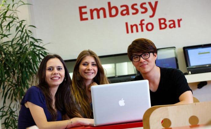 Embassy English ニューヨーク校
