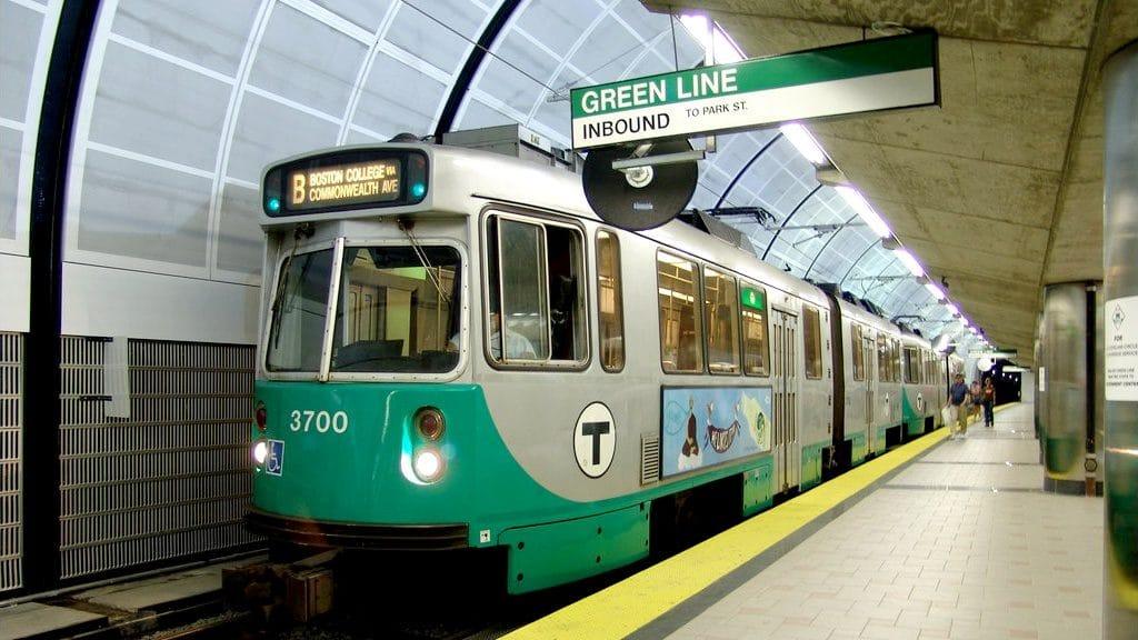 アメリカ地下鉄