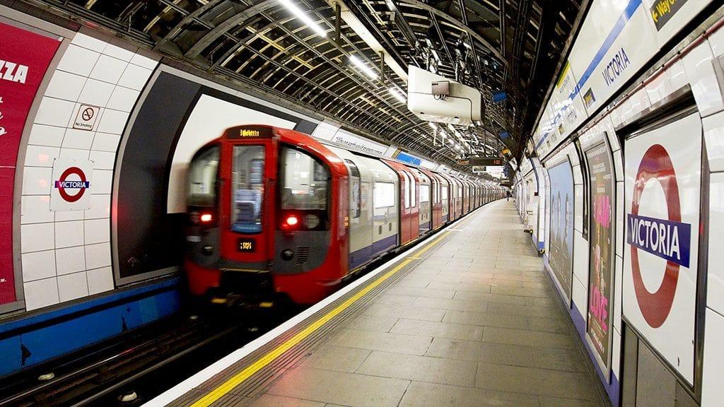 イギリス地下鉄