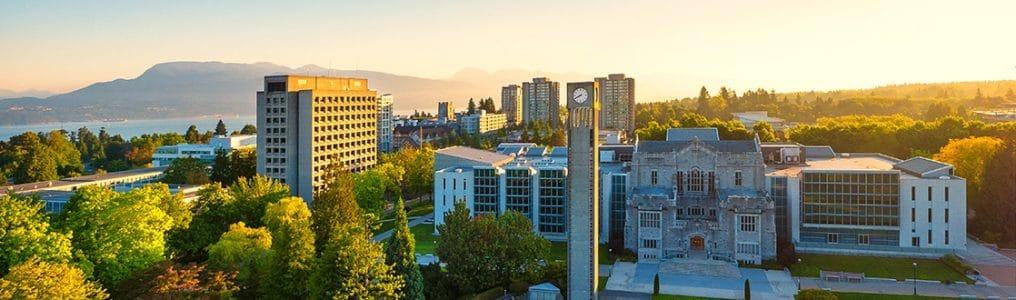 カナダ正規留学ならブリティッシュコロンビア大学