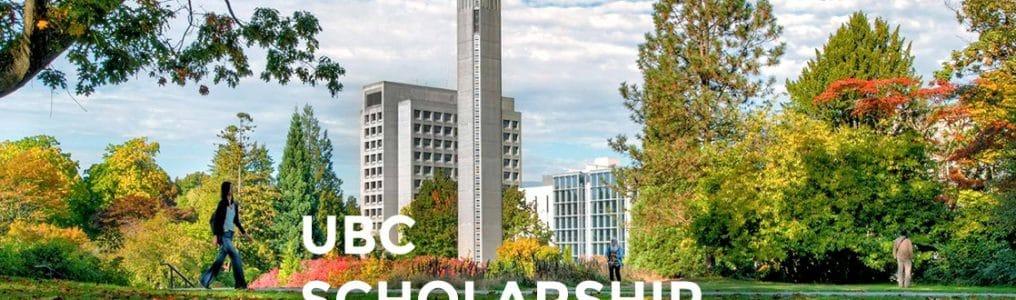公立大学から留学生対象の奨学金がもらえる?!ブリティッシュコロンビア大学ならもらえます!