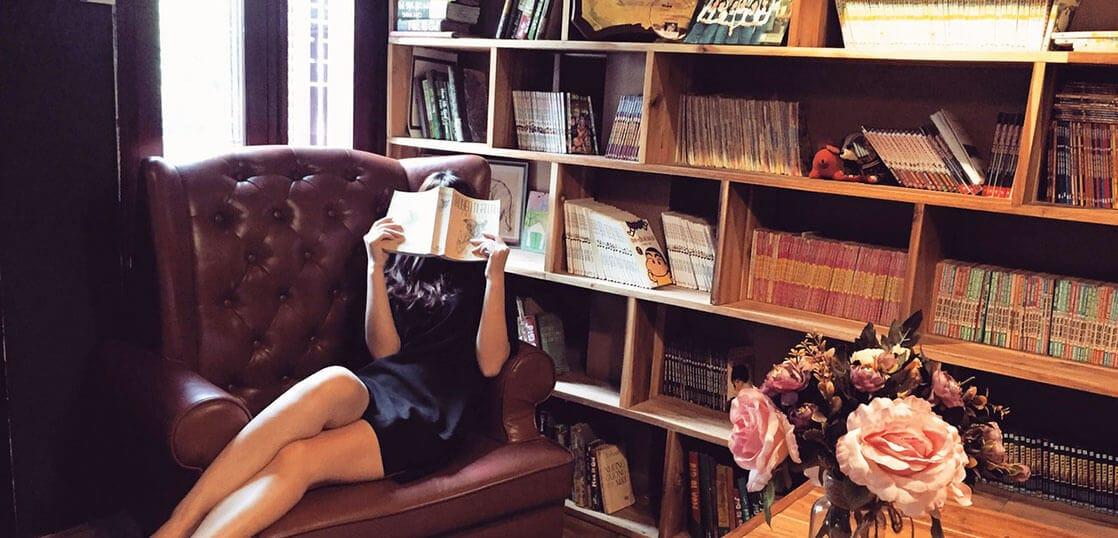留学先では不真面目な人ほど図書館に行く?