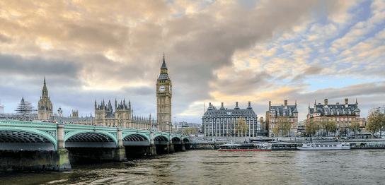 イギリス留学、ロンドン留学