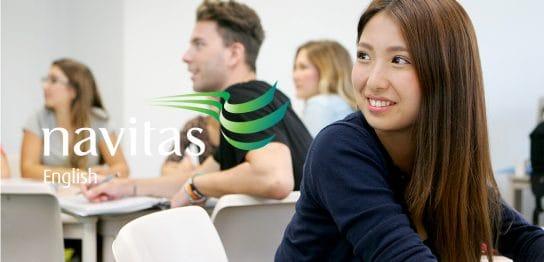 Navitas English新校舎誕生