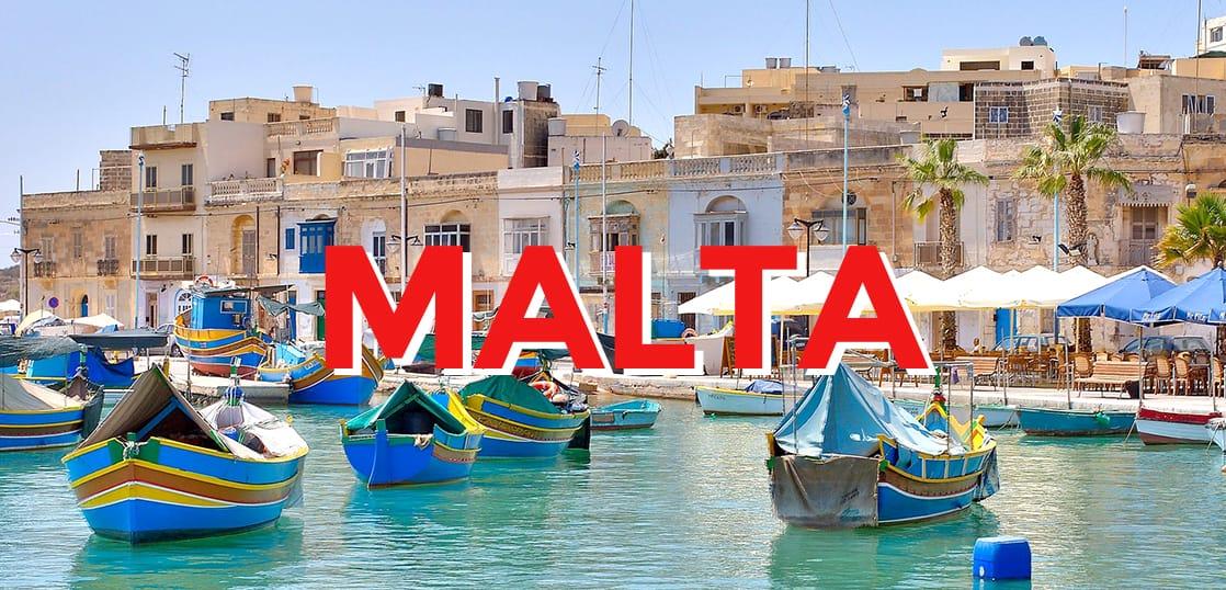 実際にマルタに行ったカウンセラーが教える、ここなら間違いないマルタ語学学校3選