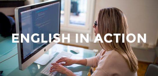 Embassy Englishで人気のプログラム「English in Action」最新情報