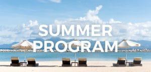 夏休みこそ英語力アップ&異文化体験!夏休みアメリカ留学にオススメの体験型プログラム。