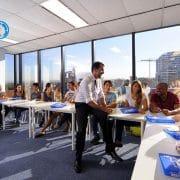 オーストラリア語学学校SELC Language Schoolとその周辺環境