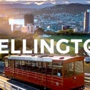ニュージーランド留学なら、首都ウェリントンも候補から外してはいけない。ウェリントンは留学するのにもHOTな街だった!