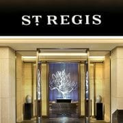 スイス留学で有名なレ・ロッシュ大学の卒業生がセントレジスホテル大阪の総支配人に就任