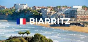 フランス南西部の高級リゾート&サーフィン発祥地、ビアリッツでフランス語を学ぶと貴族気分も味わえます