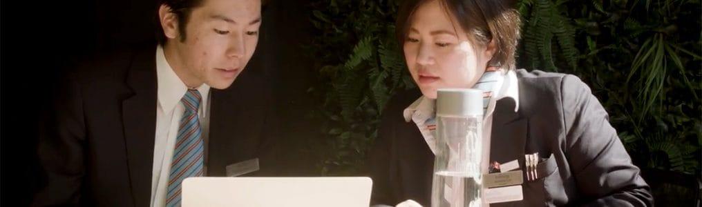 ホスピタリティ留学のブルーマウンテンズから日本人学生によるPR動画が届きました