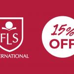 語学学校FLSインターナショナル最大15%OFF+フリーアクティビティ券キャンペーン!8/21から!
