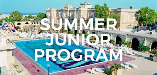 Sprachcaffe summer junior program