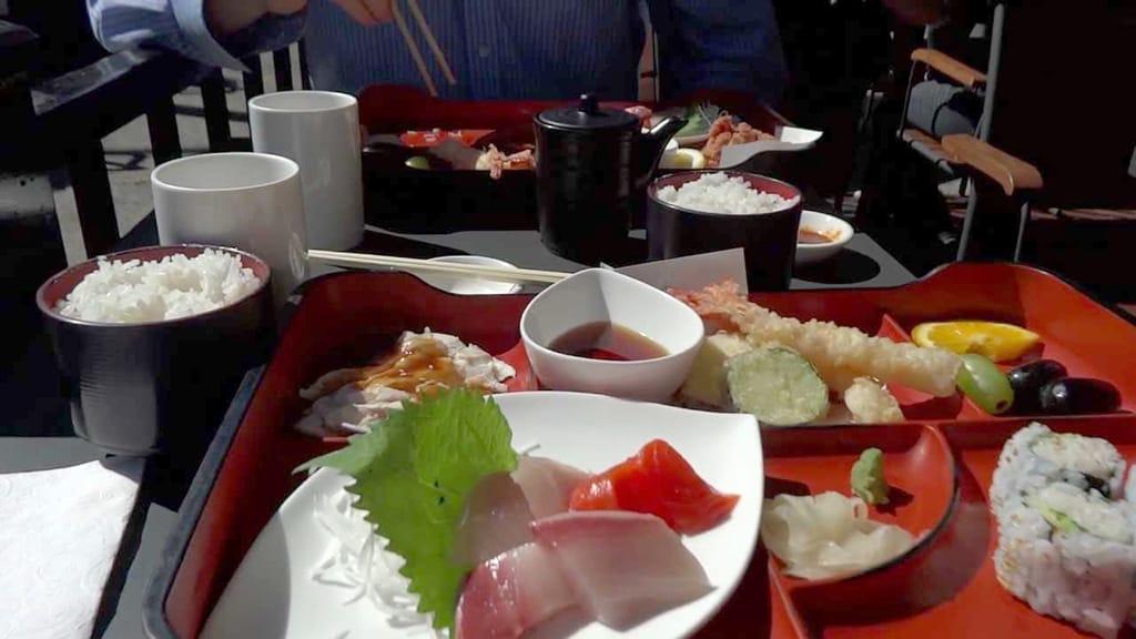 バンクーバーの日本食