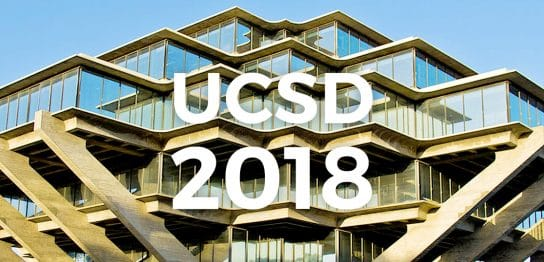 2018年カリフォルニア大学サンディエゴ校エクステンション(UCSD)プログラム