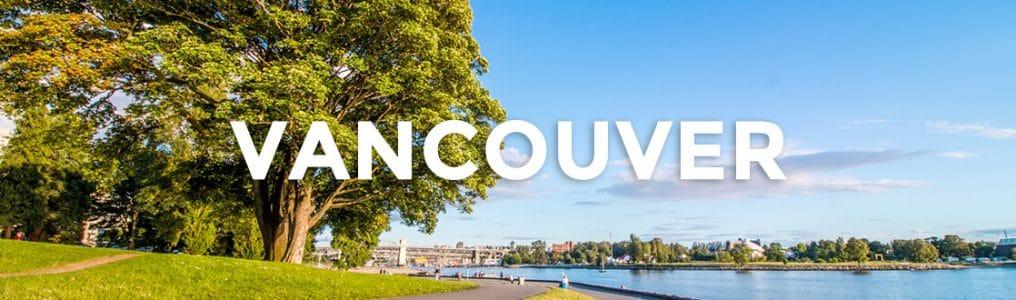バンクーバー留学中に行って欲しいオススメ自然スポット!