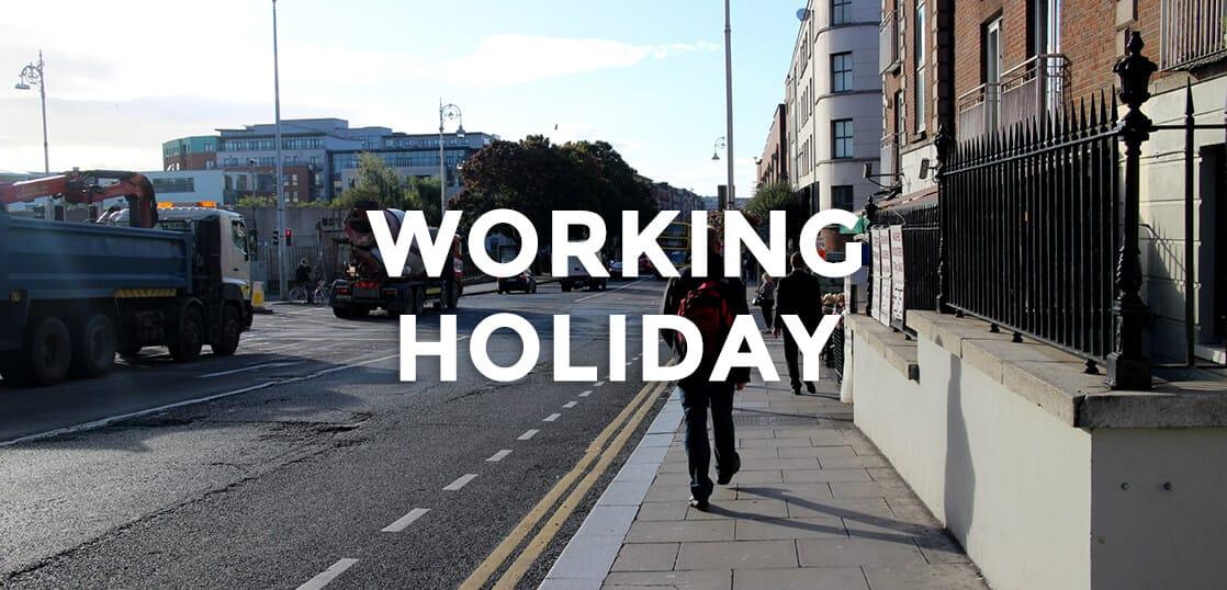 アイルランド・ダブリンでのワーキングホリデー体験記