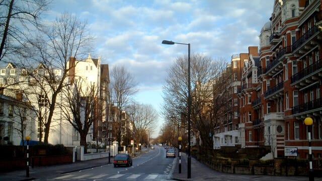 ロンドンワーキングホリデー2