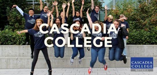カスケーディアカレッジ(Cascadia College)ならメリット豊富!2年制公立大学へアメリカ留学