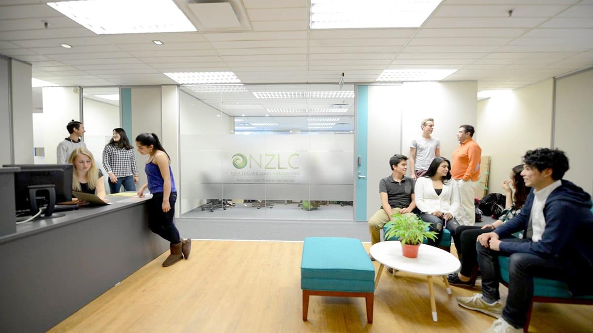 「New Zealand Language Centres/ニュージーランド・ランゲージセンター」