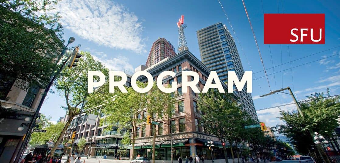 バンクーバー市街地の大学付属英語プログラムのご紹介!開講はサイモンフレーザー大学
