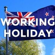 ワーキングホリデーで行く、ニュージーランド!制度の紹介とそのメリットとは