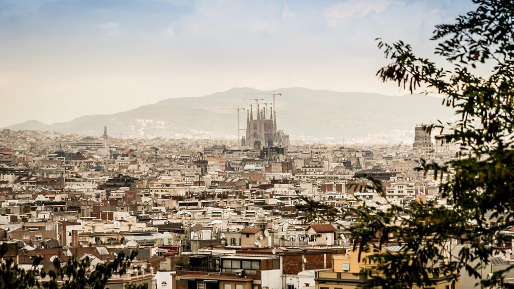 大学の交換留学を利用しバルセロナに
