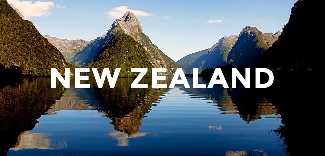 春休みに行く、NZ短期留学