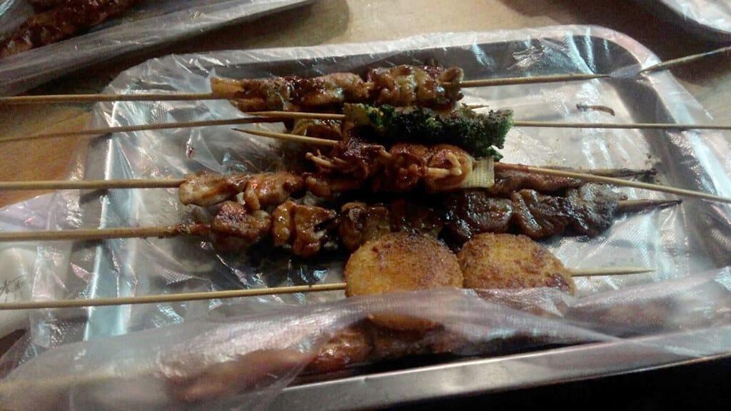 中国留学の圧倒的な食文化
