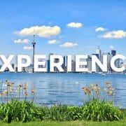 【留学体験談】トロントへのワーホリだからこそできる経験!充実の海外生活