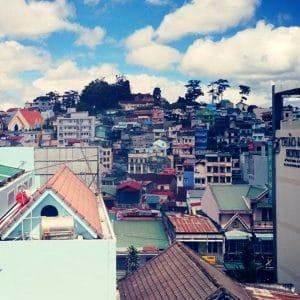 ベトナムの街