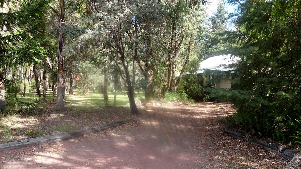 オーストラリアの田舎