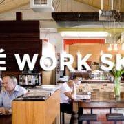 オーストラリアのおしゃれなカフェで働こう!語学学校がその近道に!?