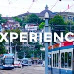 【留学体験談】スイスのチューリッヒでの留学!4年間の価値観変わる経験