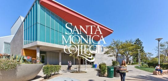UCLA編入実績No.1!サンタモニカカレッジ