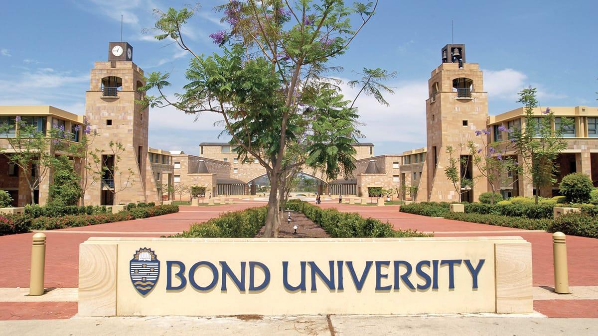 名門私立大学・ボンド大学