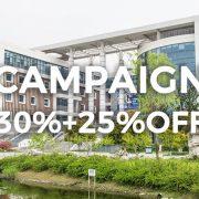 【ブルーマウンテンズ】2カ国留学の場合、授業料30%OFF+25%OFFキャンペーン実施中