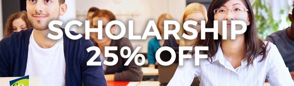 【奨学金情報】セントラルクイーンズランド大学にて授業料25%OFF実施中!
