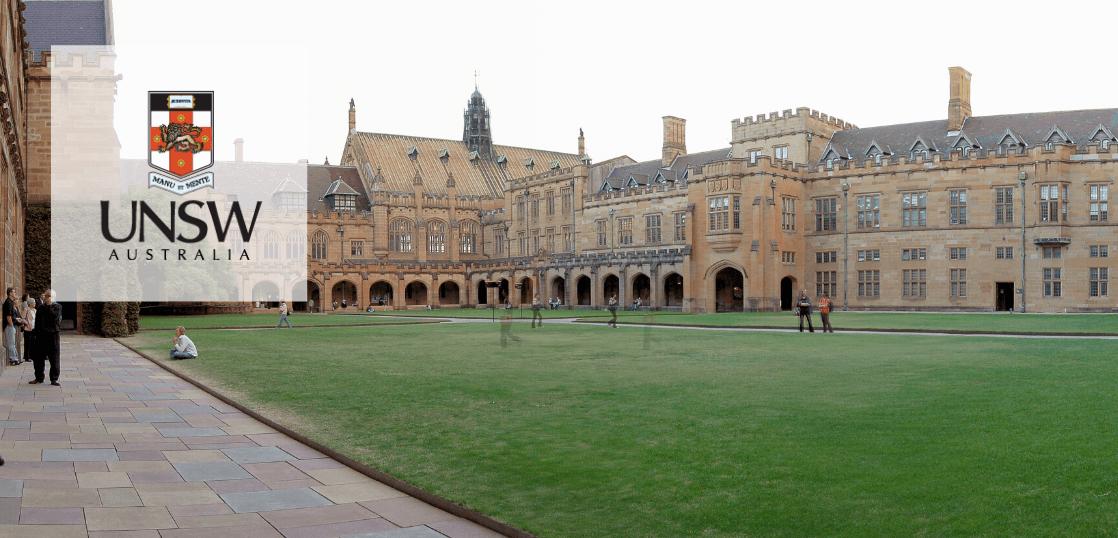 ニューサウスウェールズ大学風景