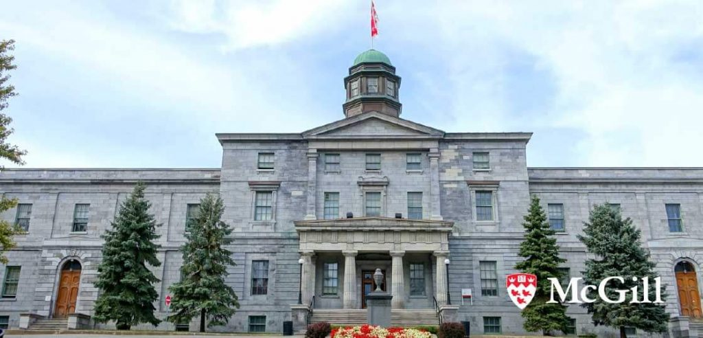 McGill University マギル大学