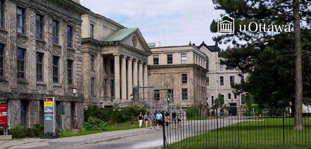 University of Ottawa オタワ大学
