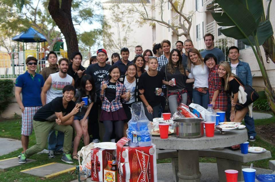 UCSDエクステンション留学体験談