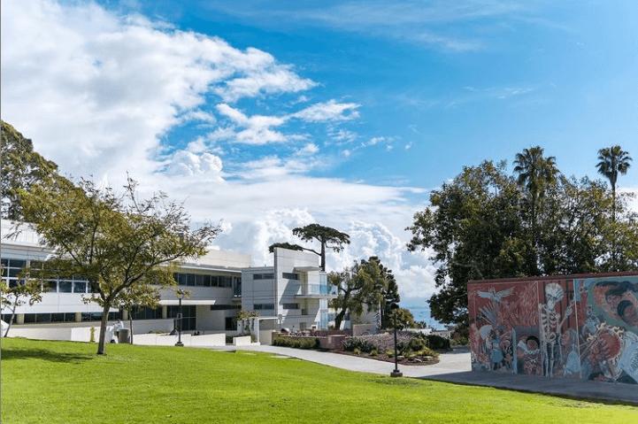 サンタバーバラシティカレッジキャンパス