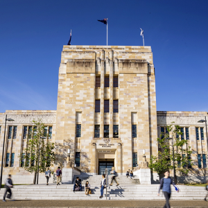 クイーンズランド大学 UQ (The University of Queensland)