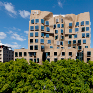 シドニー工科大学 UTS (University of Technology Sydney)